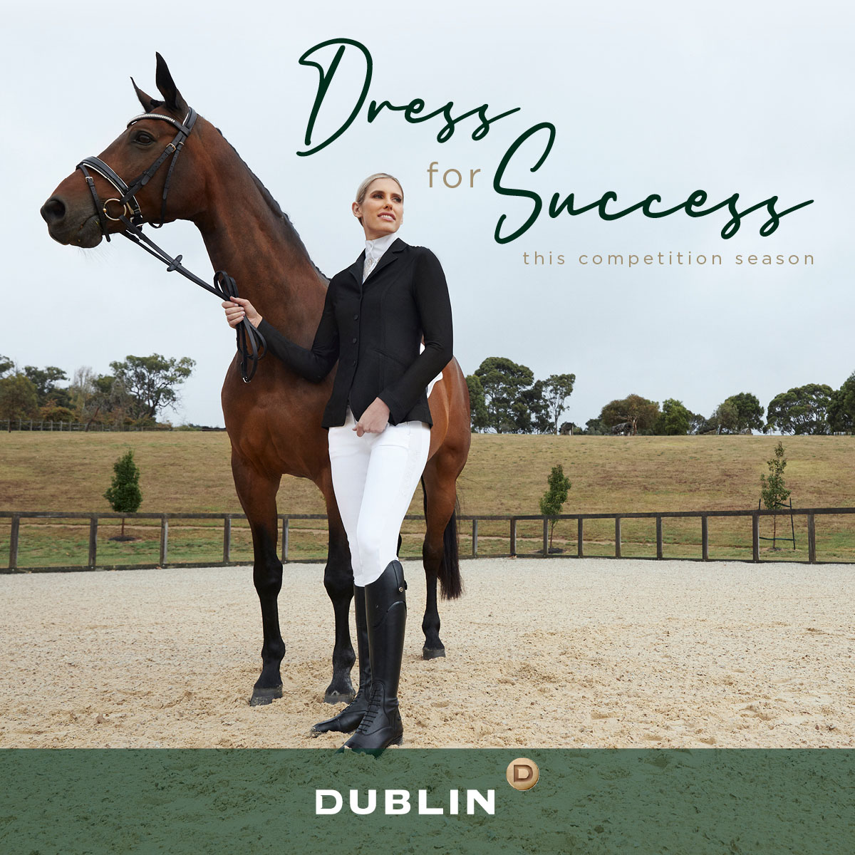 What to Wear for Dressage