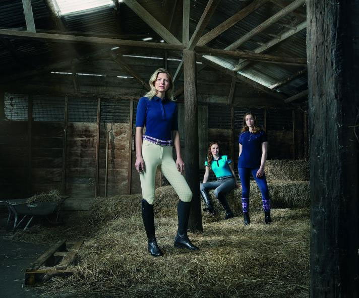 The Dublin Breeches & Jodhpurs Range