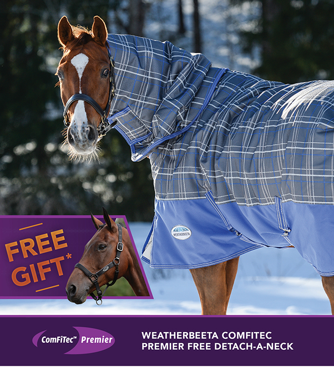 WeatherBeeta ComFiTec Premier Free Detach-A-Neck Gift with Purchase