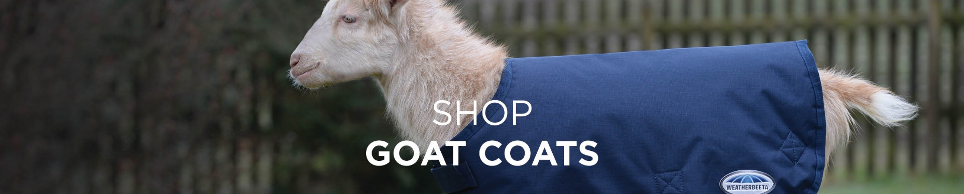 Shop WeatherBeeta Goat Coats