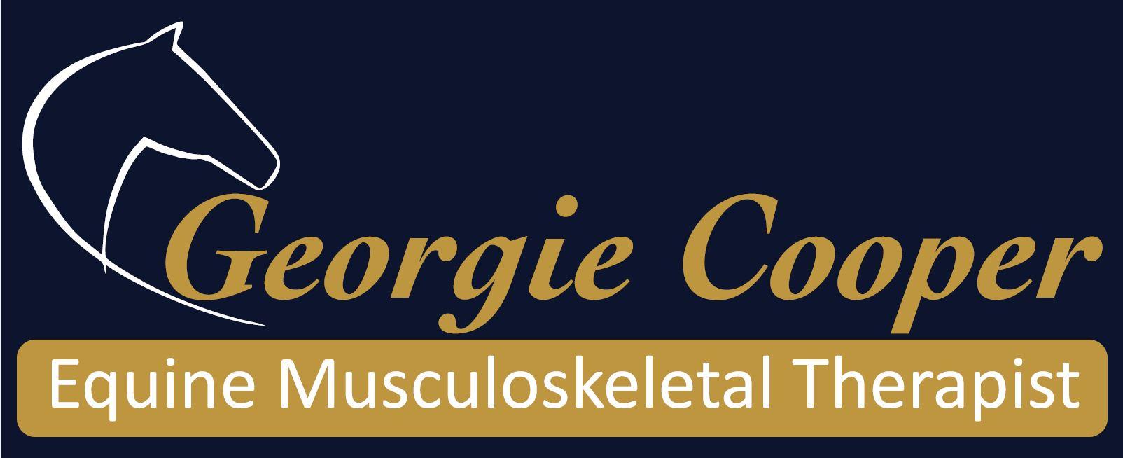 Georgie Cooper Equine Therapist