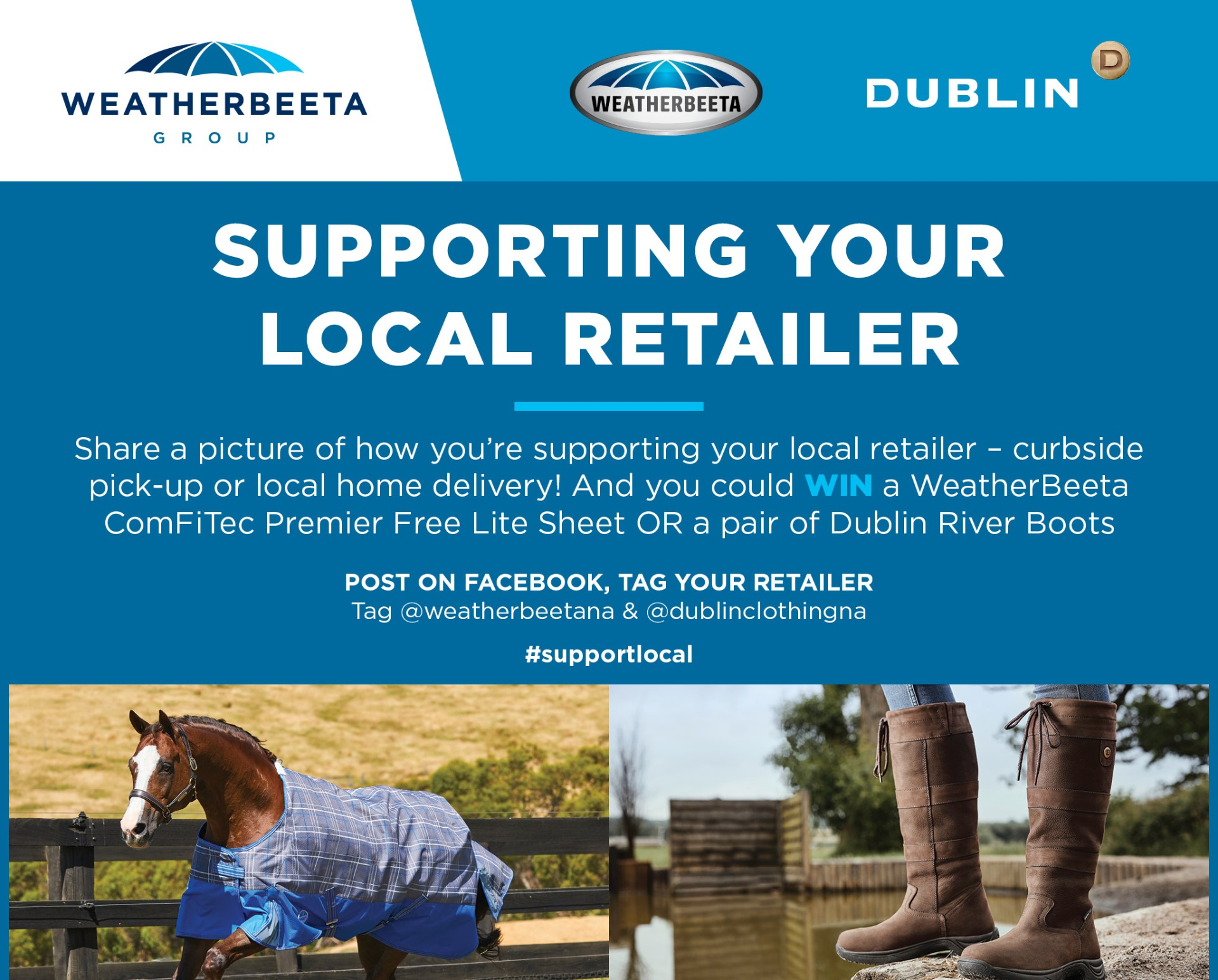 support retailers